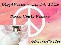 BLOGBLAST FOR PEACE 2013