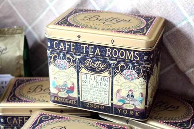 Betty's Blogger Tea Party in London - lifestyle blog