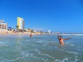 Playas bellas en Mazatlán México