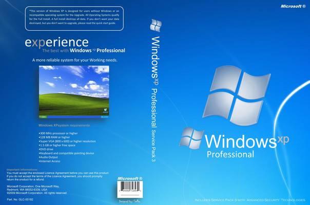 Windows XP Original 2014 v3