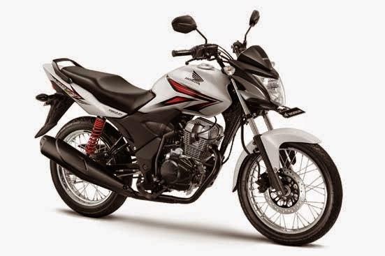 Honda Verza 150 SW Advanced White