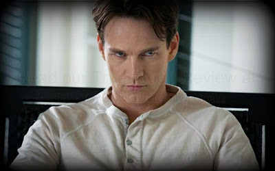 True Blood star Stephen Moyer, who plays vampire Bill Compton