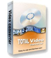تحميل برنامج توتال فيديو كونفرت لتحويل صيغ الفيديو download total video converter