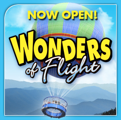 Wonders of Flight in Pigeon Forge, TN
