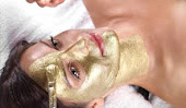 Gold Whitening Powder Mask
