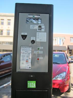)@+#*&% Parking Meters!