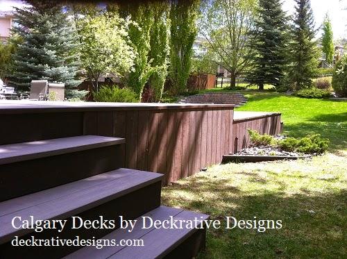 decks calgary