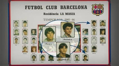 Vilanova `siempre´ ha sido entrenador del Barça