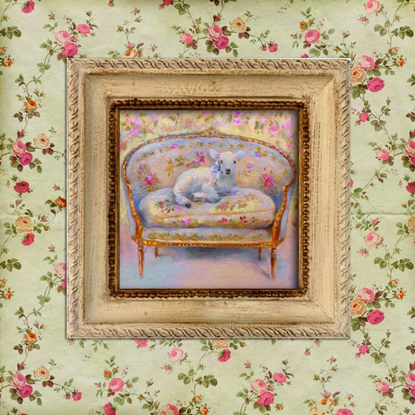 roses other seasons the little french country cottage papier peint peinturlure. Black Bedroom Furniture Sets. Home Design Ideas