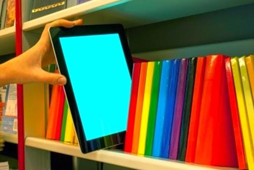 Le livre, le e-book et les bibliothèques