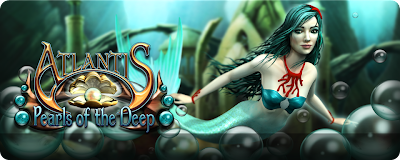 Atlantis: Pearls of the Deep - Marble Popper Match 3