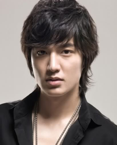 Fashion Top Style Korean Hairstyle For Men 2012