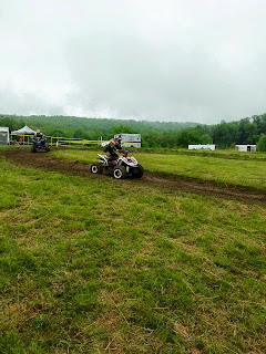 Z came home 4th this past weekend at Rivers Raceway in Terra Alta, WV during round 4 of the NECXC series. Z took the holeshot against a line of stacked raptor 125's to include his brother. Led for a lap and a half. First laps lead this year. Great job Z!!! #DRR #DRRUSA #DRRracing