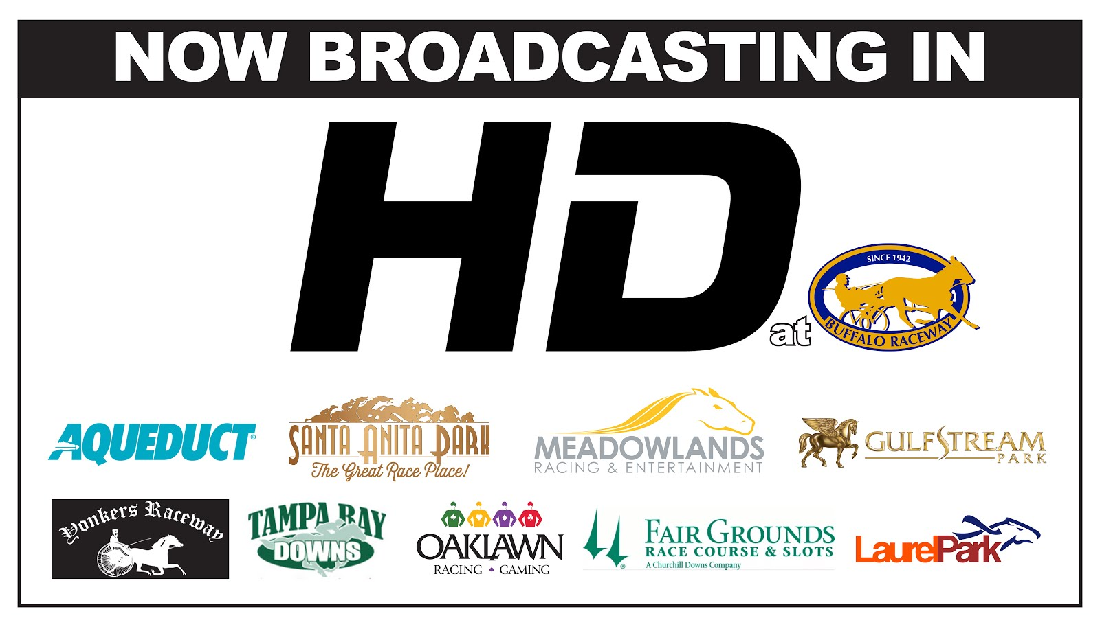 HD now available at Buffalo