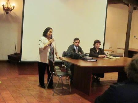 Primera Presentación de Destinos en Chillán Viejo
