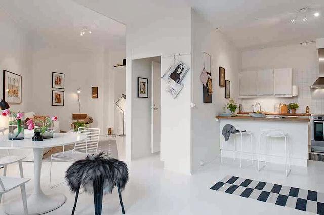 Skandynawskie kilmaty w mieszkaniu