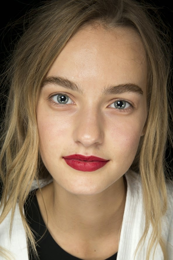 Adores top beauty trends for ss15 from london fashion week