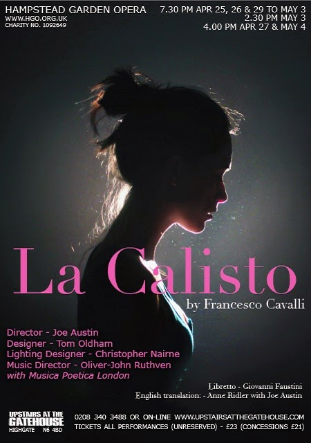 Hampstead Garden Opera - La Calisto