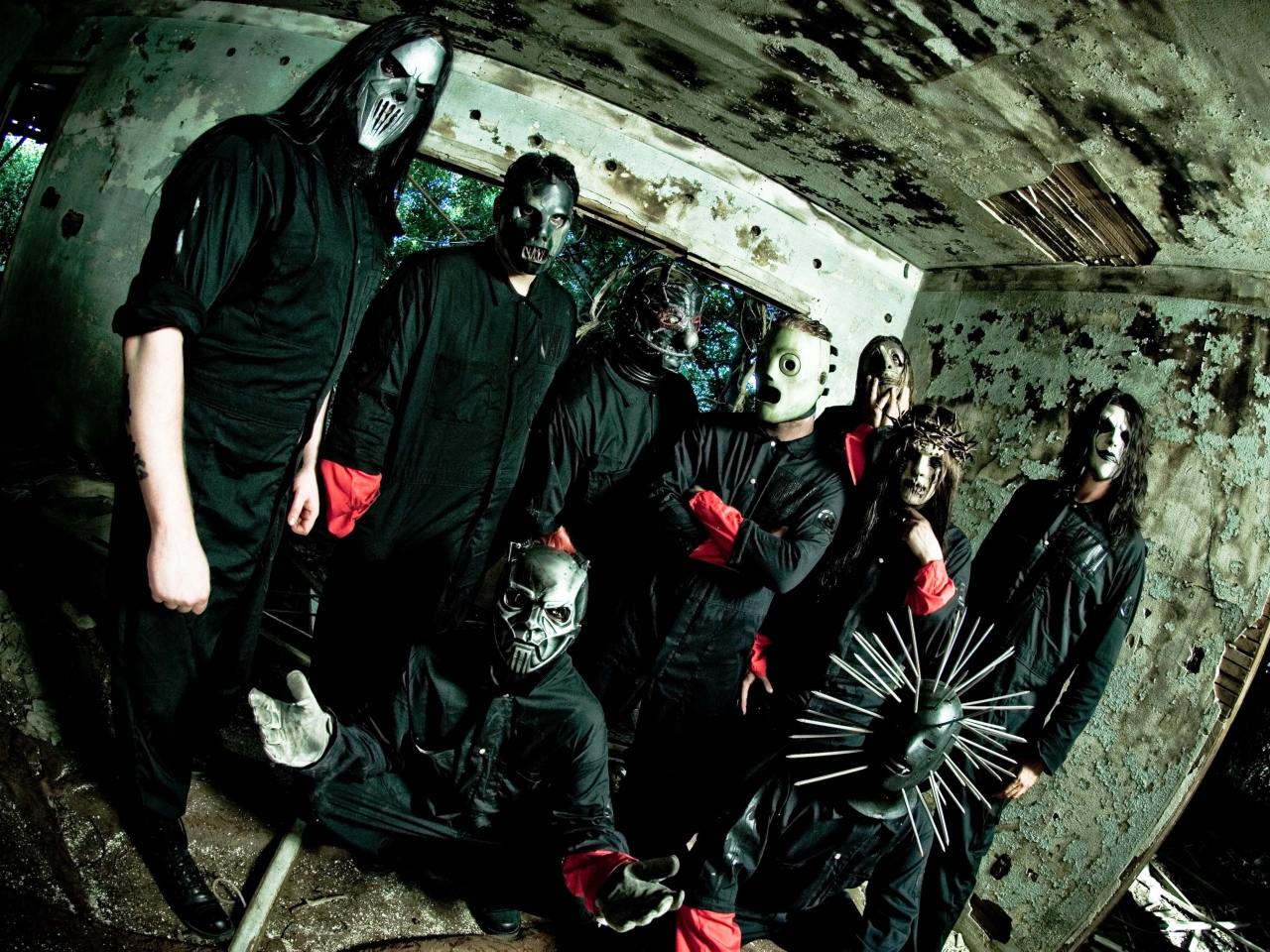Slipknot  Wallpaper  Papel de parede