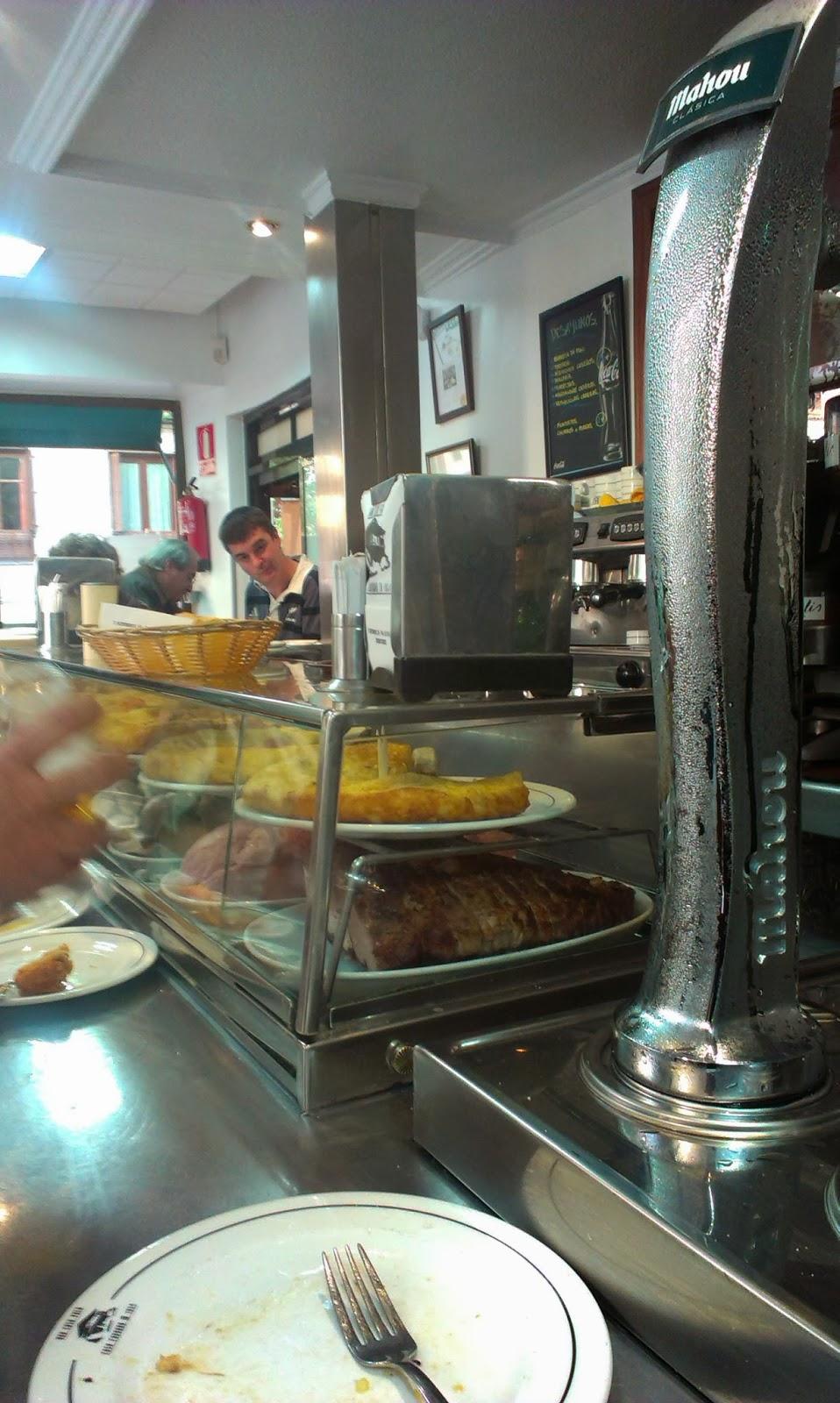 No es otro blog gastron mico tapeo de tortillas variadas for Poco schlafsofa 88 euro