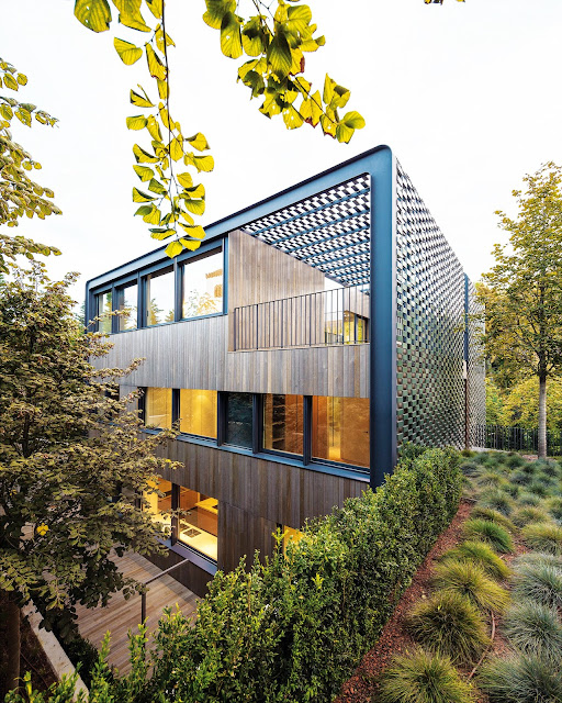 The best architectures with aluminum