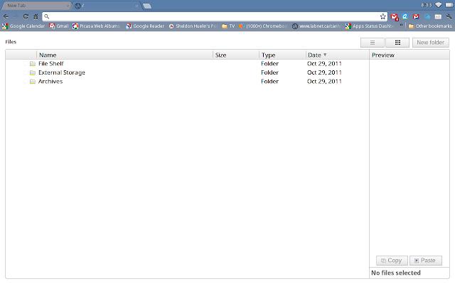 My Tech Cloud: 2011