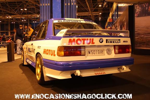 BMW M3 E30 rallyes Madrid Motor Days