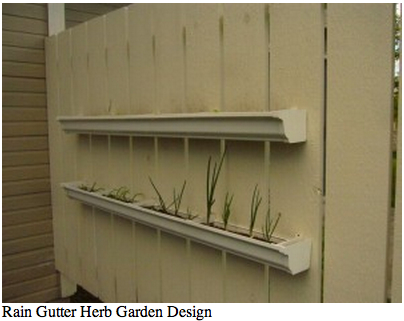 My love for gardening: Build Your Own Vertical Herb Garden Using ...