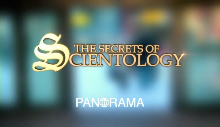 Scientology turns on Panorama | News | | What's on TV