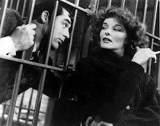 Cary Grant y Katherine Hepburn