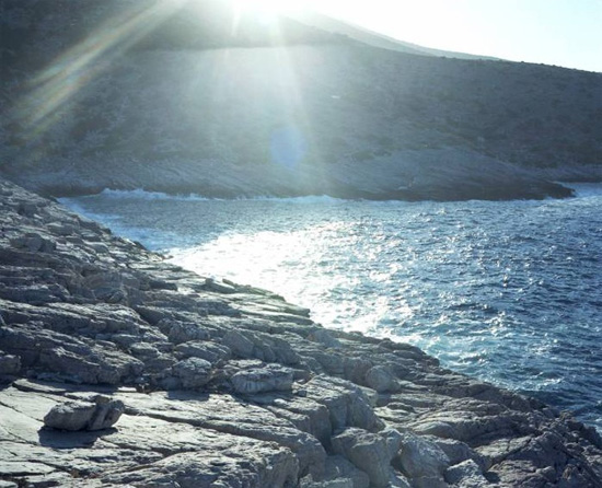 Sifnos island through the eyes of photographer Julien Oppenheim.