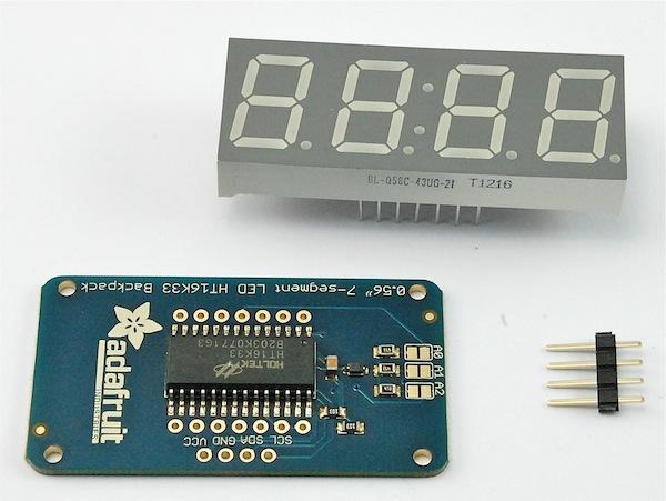 led clock kit instructions