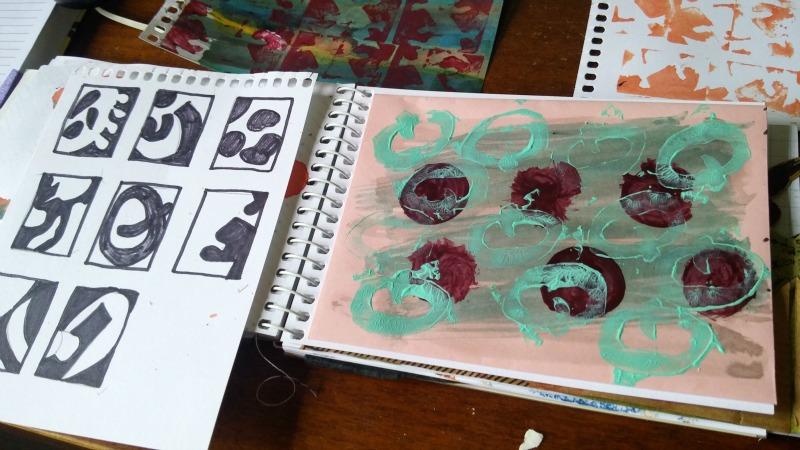 developing sketchbooks