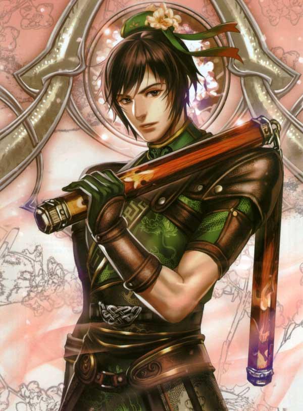 ตำนานกวนสก (The Story of Hua Guan Suo, 花關索傳, Huā Guān Suǒ zhuán)