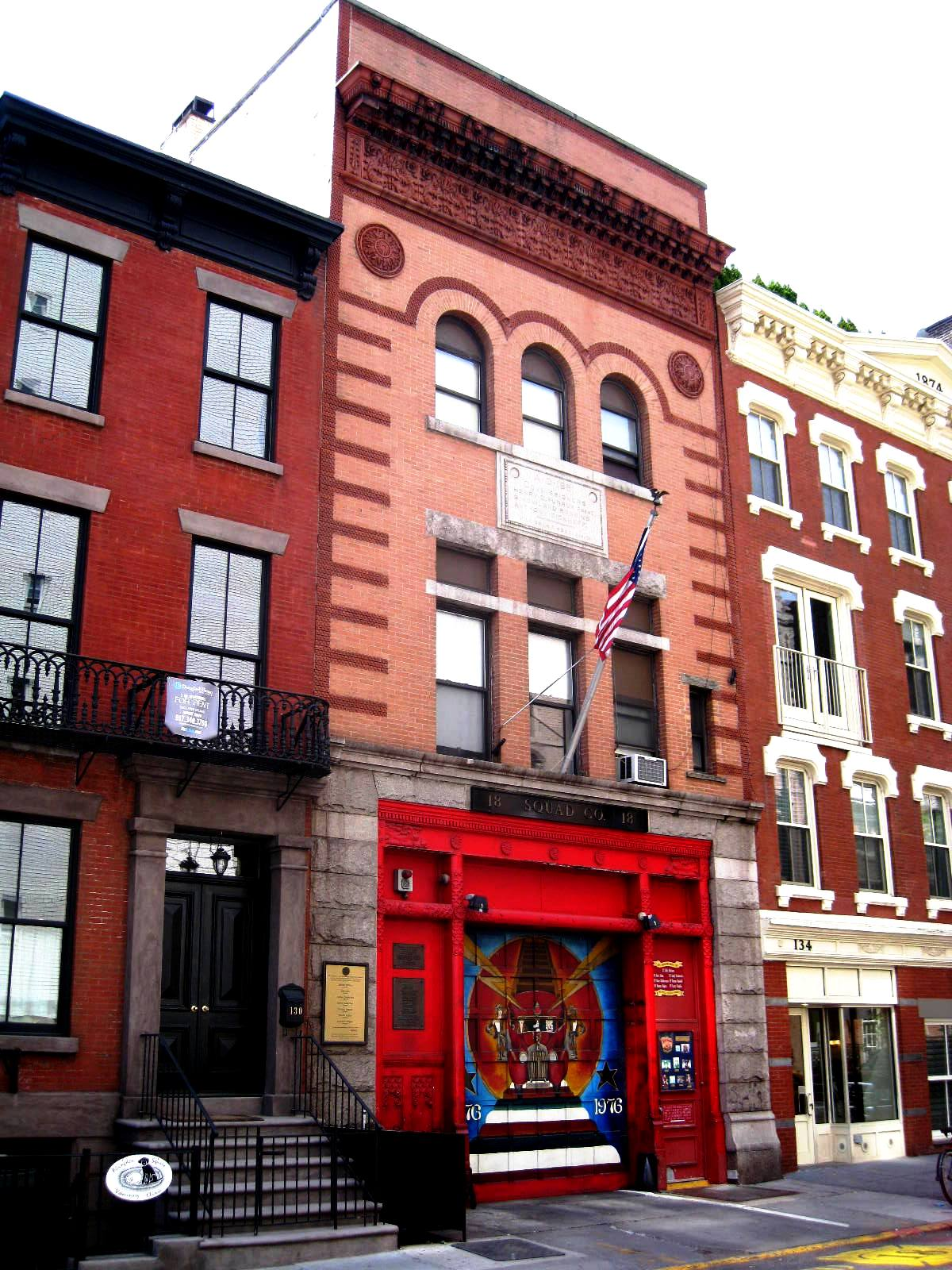 Daytonian In Manhattan Lebrun S 1892 Engine Company 18