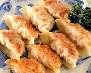 World food recipes: Shumai (gyoza)