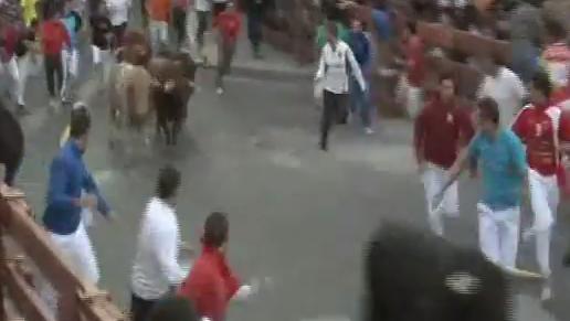 segundo encierro de guadalajara 2014