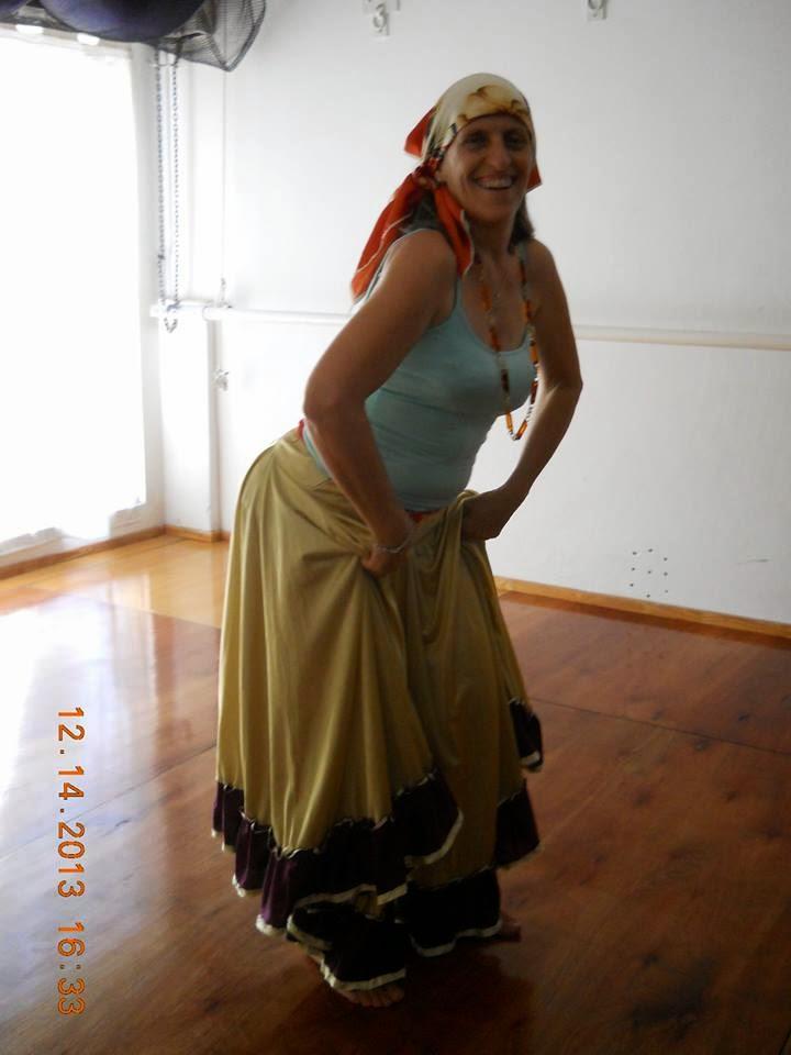 Seminario Silvia Servini CANDOMBE