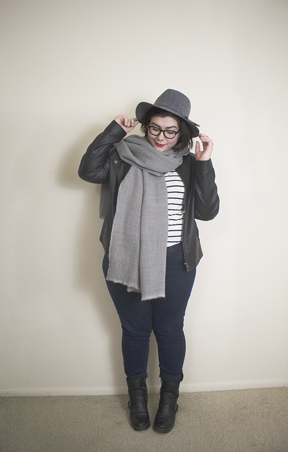 Gray Grey, an outfit on katielikeme.com