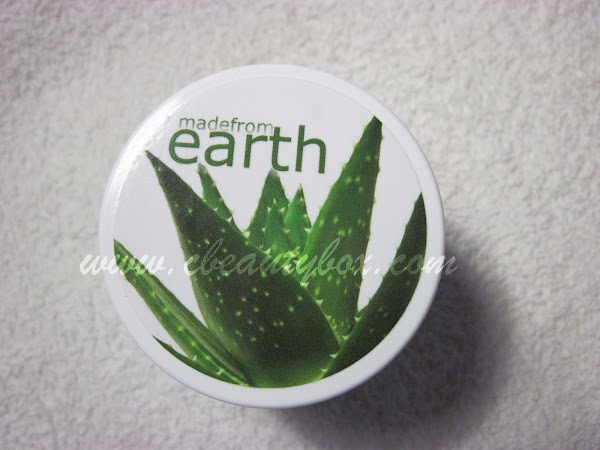 Made from Earth Pure Aloe Vera Skin Treatment