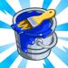 viral bullthemepartnermechanic paint buckets blue 75x75 - CityVille: Materiais dos edifícios dos touros