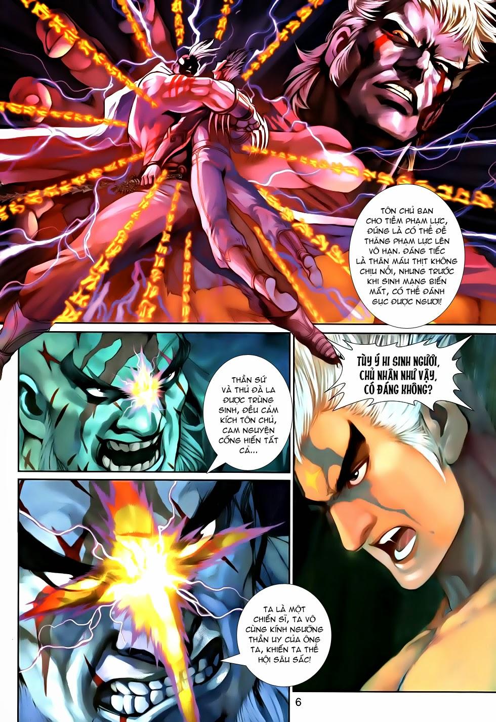 Thần Binh Tiền Truyện 2 chap 21 Trang 6 - Mangak.info