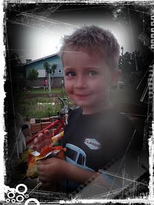 Meu filho Victor