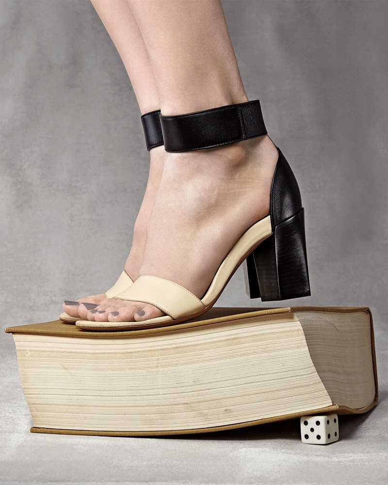 598c9e182d5 Inspiration in Stages   SHOE TREND  Block-Heel Sandals