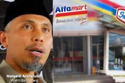 Walikota Ini Anti Waralaba Minimarket