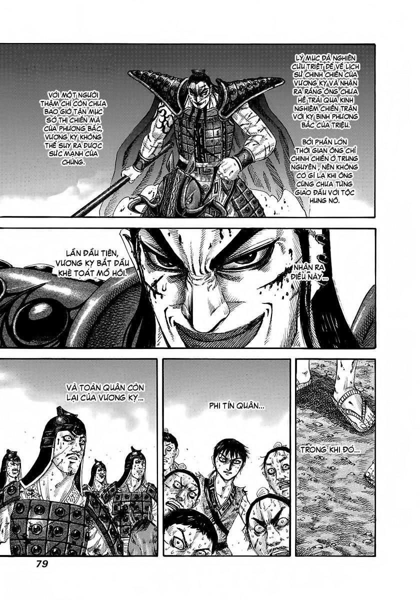 Kingdom – Vương Giả Thiên Hạ (Tổng Hợp) chap 167 page 4 - IZTruyenTranh.com