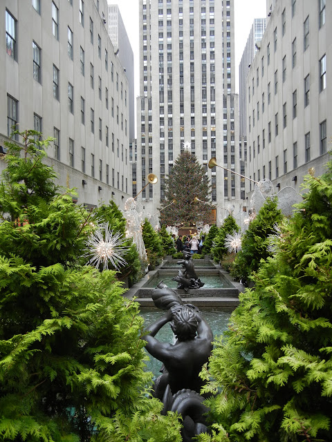 Rockefeller Center Christmas Tree 2011 - 1