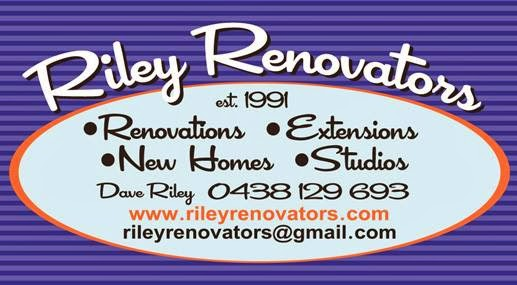 My Husbands Business: Riley Renovators! The Best Builders In The Blue Mountains