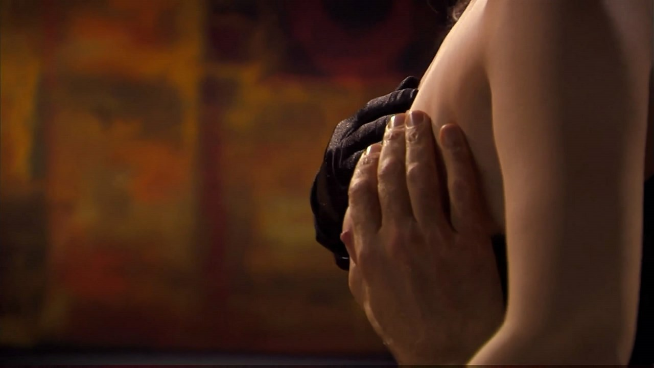 Mild sexy erotic secnes