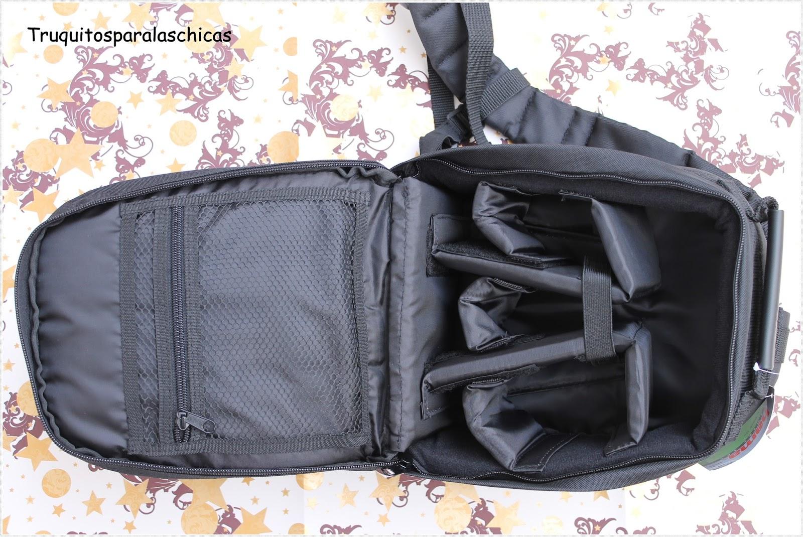 mochila para canon 1100 d